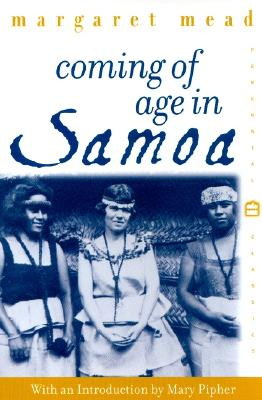 Coming of Age in Samoa By Mead, Margaret